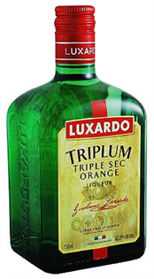 Luxardo Liqueur Triple Sec Orange Triplum 750ml